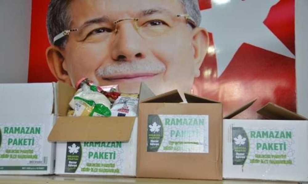 Danaoğlu'ndan Ramazan'da 1000 aileye gıda yardımı