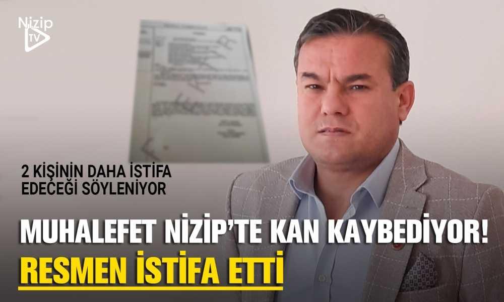 Muhalefet Nizip'te Kan Kaybediyor